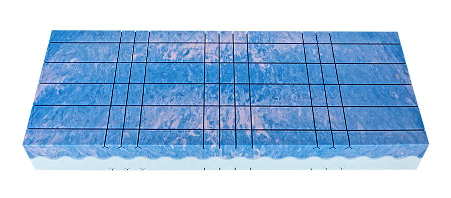 Matrace Blue Cellflex