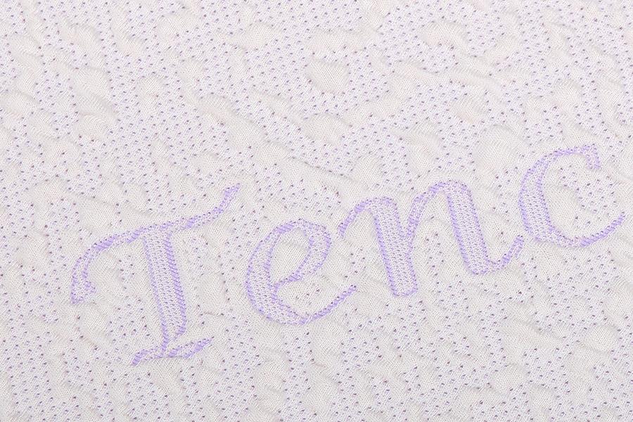 Potah Tencel - detail